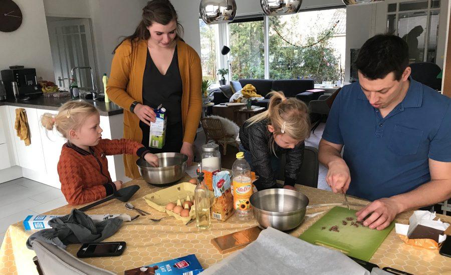 Christina Roose pannekoeken bakken